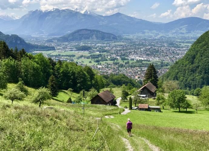 Back in Vorarlberg