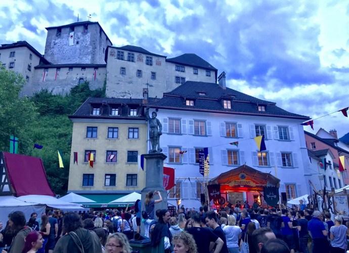 Festing in Vorarlberg