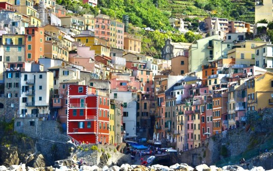 Cinque Terra, La Spezia and Lucca, Video Blog