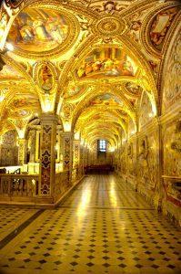 Salerno Duomo grotto