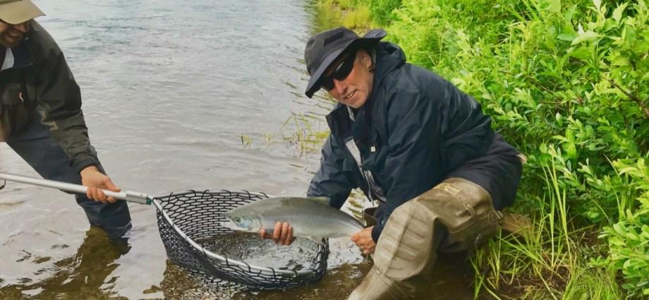 Fishing the Kvichak Bristol Alaska