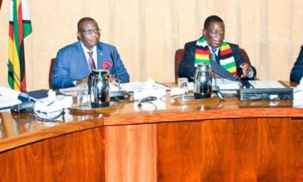 Fit VP Chiwenga laughs off deathbed claims