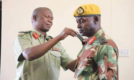 BREAKING: Mnangagwa retires 4 top army Generals