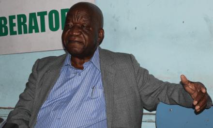 BREAKING: Prof. Calistus Ndlovu declared National Hero