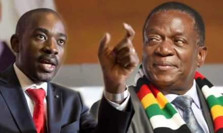 MDC resolves to dialogue with Mnangagwa