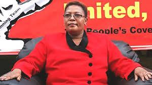 Dr Thokozani Khupe Accepts Mnangagwa's Dialogue Invitation