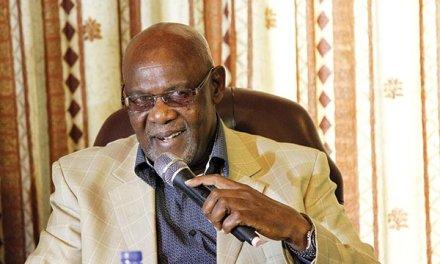 Dabengwa hospitalised in SA