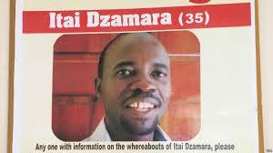 'Killer' Dexter Nduna challenged to come clean on Itai Dzamara