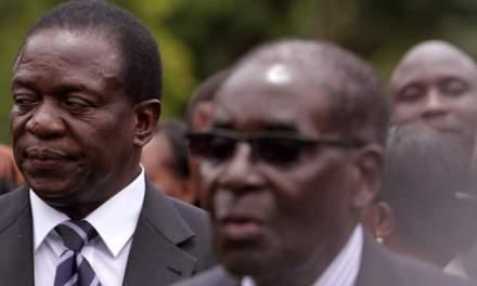 Mnangagwa talks about Zimbabweans wanting Mugabe back