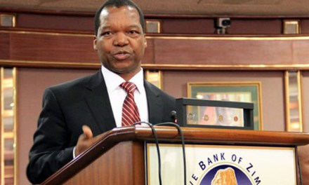 RBZ sets USD/RTGS dollar rate