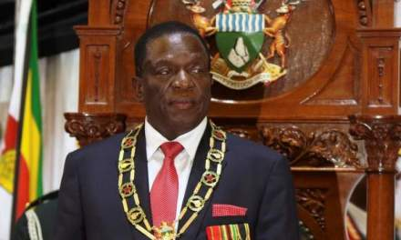 Mnangagwa calls on Chamisa to stop grandstanding