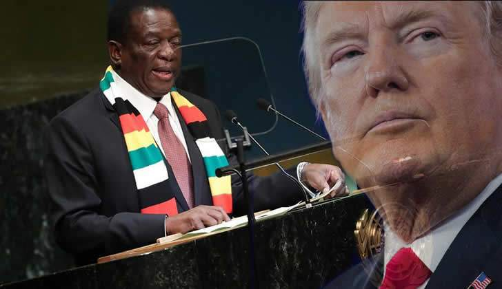 America blasts Mnangagwa over army killings
