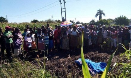 Decomposing body of missing woman found dumped in maize field
