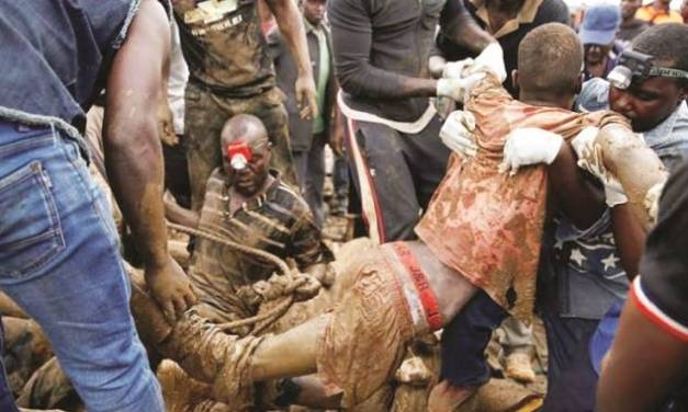 Kadoma disaster,8 rescued 24 dead …so far