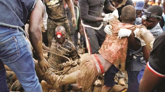 Kadoma disaster,8 rescued 24 dead …so far
