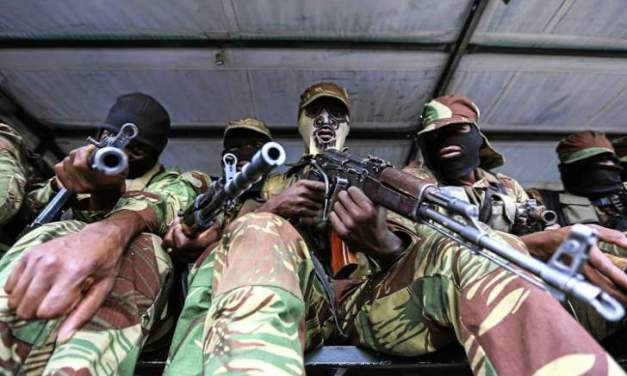 Soldiers 'demanded' free, unprotected sex from us:Marondera sex workers