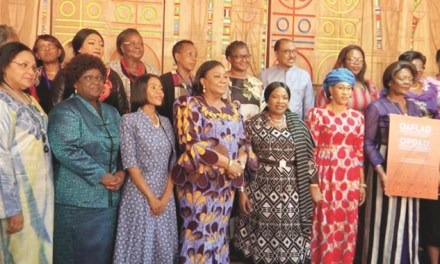 First Lady lines up community projects