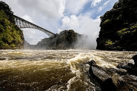 Tourist Drowns While Attempting To Swim At The Vic Falls Boiling Point