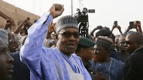 Buhari re-elected as Nigerian President