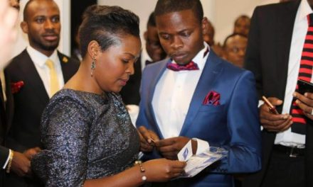 Prophet Shepherd Bushiri & Wife Granted R100 000 Bail After A Few Nights In Prison