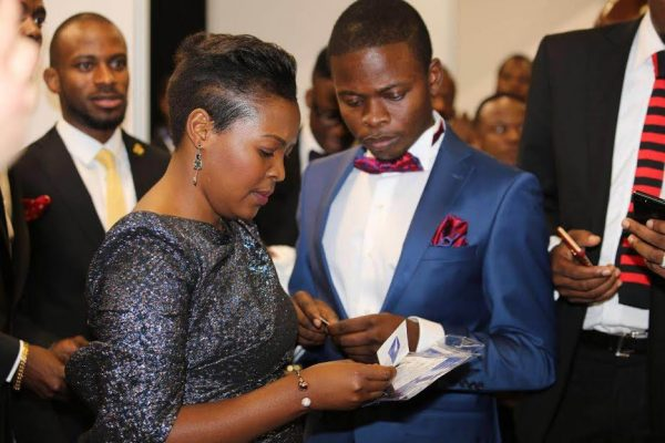 Prophet Shepherd Bushiri & Wife Granted R100 000 Bail After A Few Nights In Prison