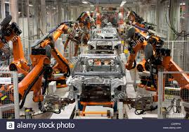 Car assembly plant for Kwekwe