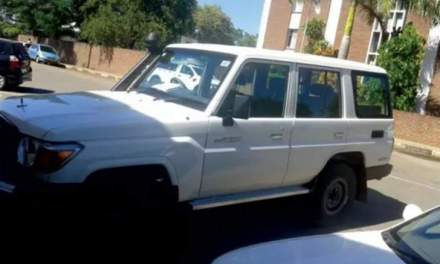Education ministry vehicle sparks parents' outrage