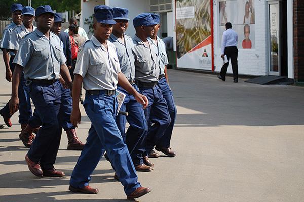 Cops intensify patrols in Bulawayo suburbs