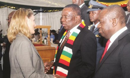 Peace, dialogue remain key: ED