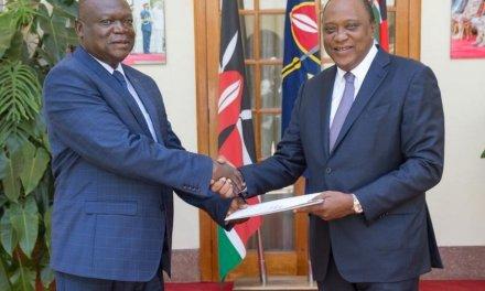 Kenyatta to push for lifting of Zimbabwe sanctions