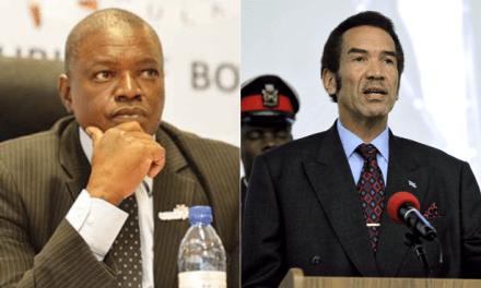 Coup Imminent in Botswana as Ian Khama, Masisi feud hits alarming levels