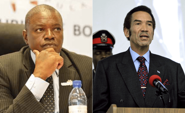 Coup Imminent in Botswana as Ian Khama, Masisi feud hits alarming levels