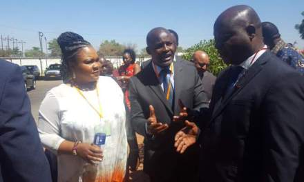 Mary Mliswa booted out