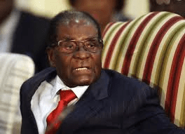 Mugabe blasts Mnangagwa for killing  17 people in Harare