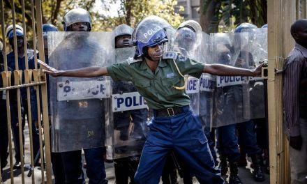 78 cops injured in 'Shutdown' violence: Report