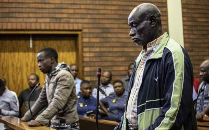 Zimbabwean man accused of murdering 7 people denied bail in SA