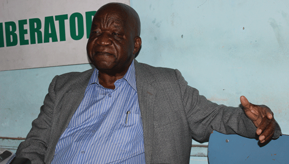 Mnangagwa mourns Callistus Ndlovu