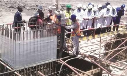 $1,4bn Hwange project begins