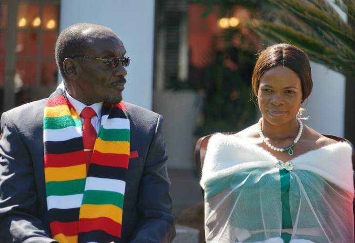 Mohadi's divorce granted