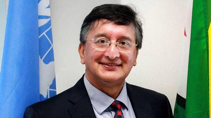 UN dismisses 'absolute nonsense' Zim reports
