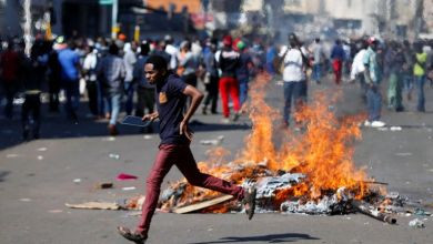 Photo of Violence, anarchy will not solve Zimbabwe's problems