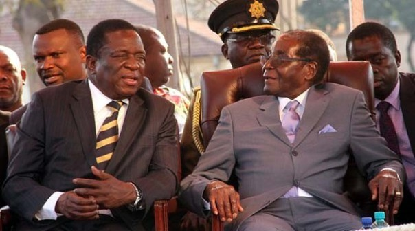 Cde Mugabe's last days . . . He had agreed to see Mnangagwa!