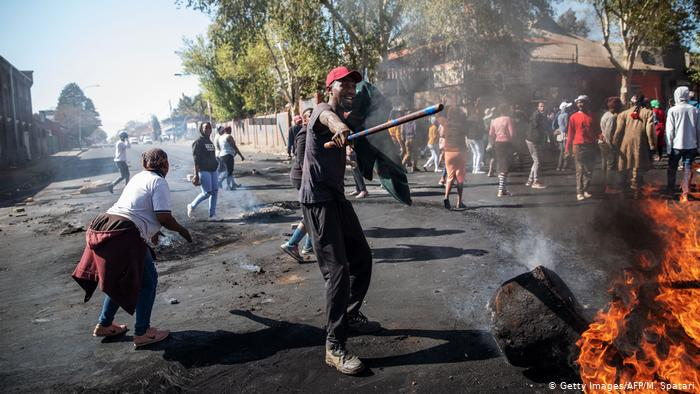 12 Confirmed Dead In S.A's Xenophobia Attacks