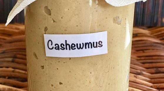 Cashewmus - Cashewbutter - Verwendung - wofür - selber machen - Rezept - Ersatz - vegan - glutenfrei
