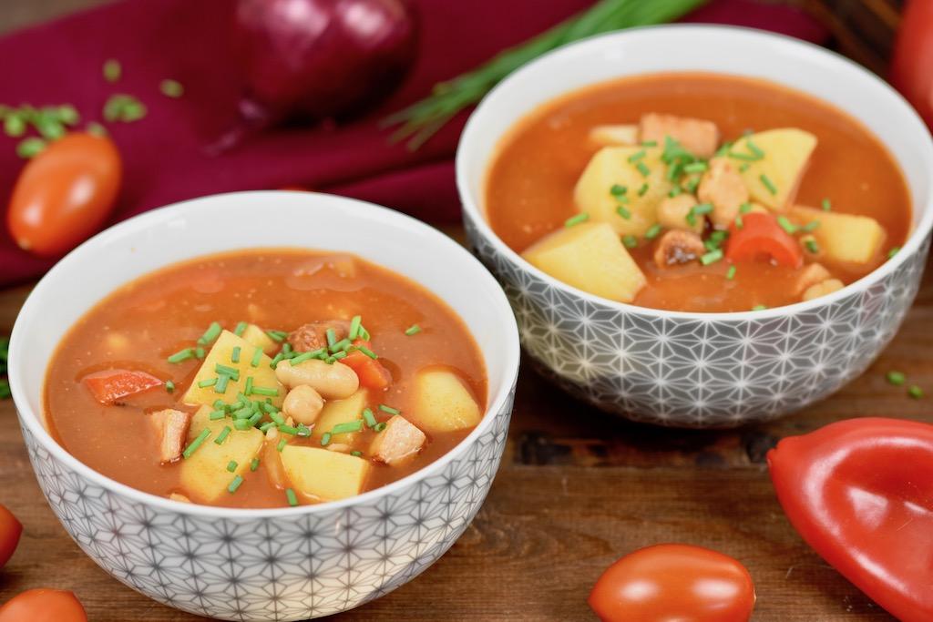 Hispano-Serbischer-Eintopf – Comfort Food