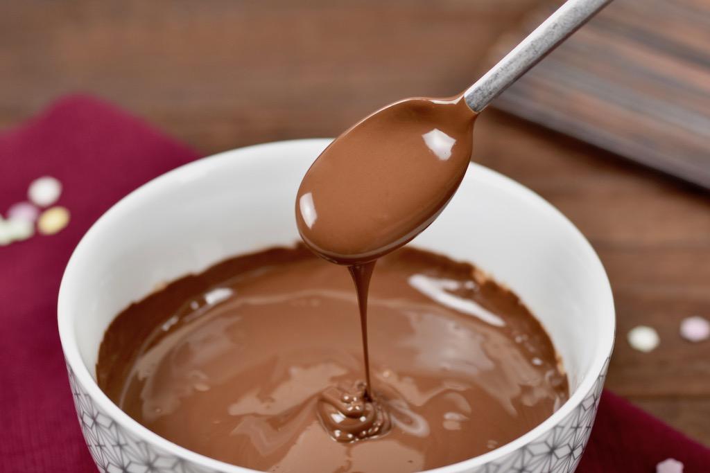 Schokolade temperieren – zarter Schmelz & knackiger Bruch