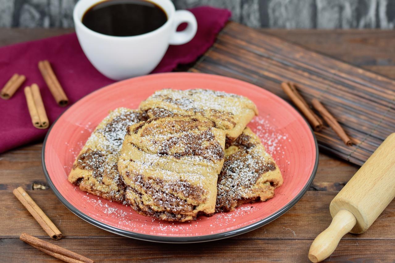 Glutenfreie Franzbrötchen – knusprig und lecker