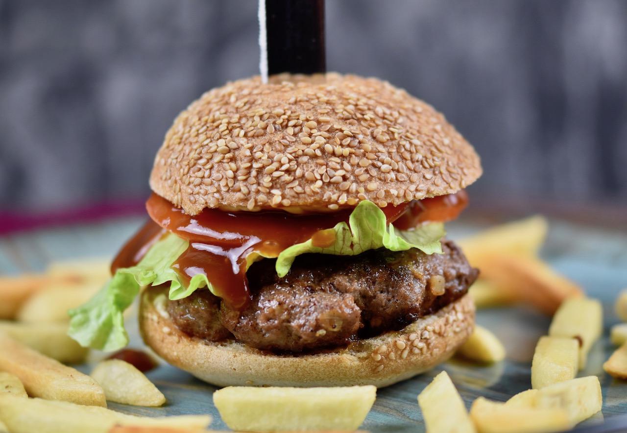 Pljescavica Burger – der Würzige vom Balkan
