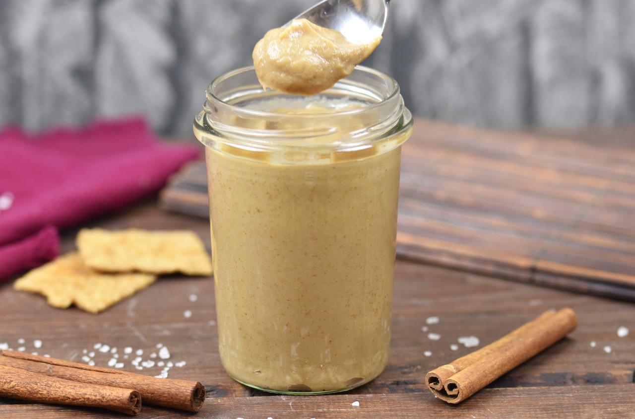 Salted Caramel Aufstrich – zuckerfreies und veganes Rezept