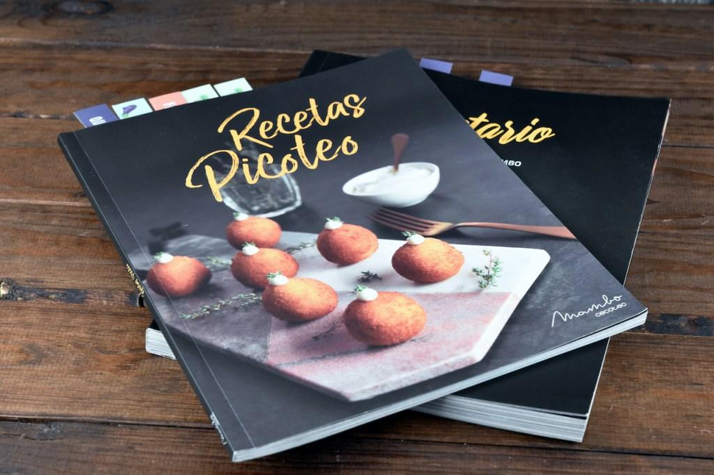 Kochbücher für die Mambo 9590